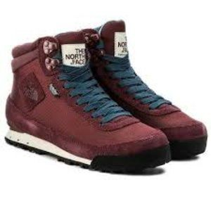 North Face Back-To-BerkeleyII Hiking Boot burgandy